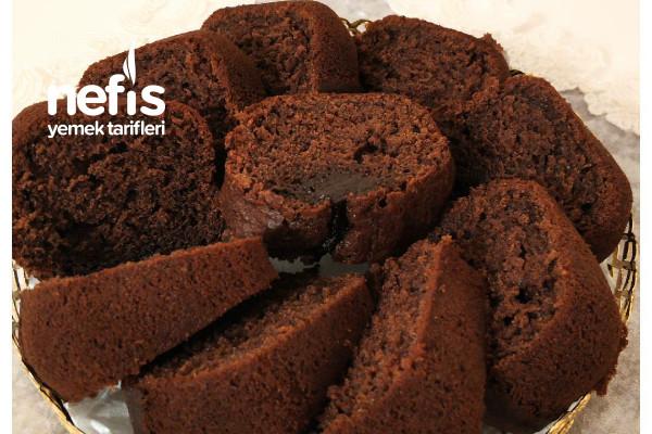 Çikolatalı Kek (Saralle, Nutella Gibi) Tarifi