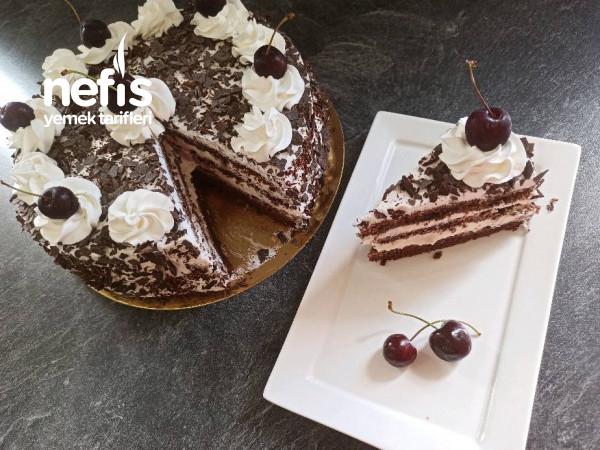 ForÊt Noir Fransız Yaş Pasta
