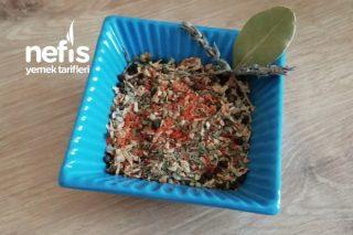 Salata Ve Diyet Yemekler İçin Baharat Tarifi