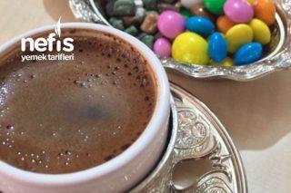 Farklı Sodalı Türk Kahvesi Tarifi