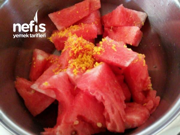 Tadına Doyulmayan Orjinal Karpuzlu Limonata