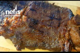 Döküm Tavada Biftek (Steak)(Videolu) Tarifi