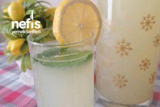 Ev Yapımı Limonata(Yaz Aylarının Vazgeçilmezi) Tarifi