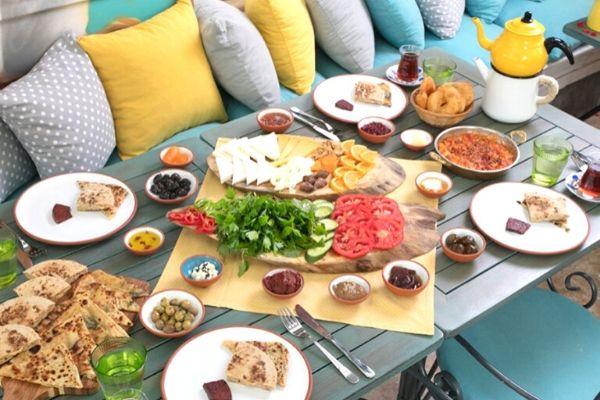 feriye palace kahvaltı