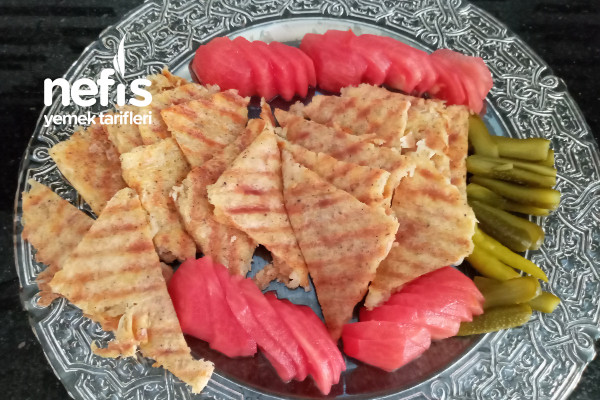 Kahvaltılık Patatesli Tost Tarifi