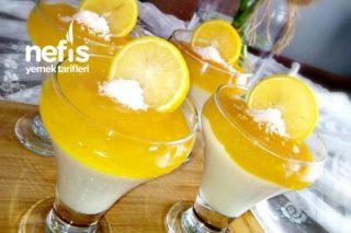 Limonlu Cup Tarifi
