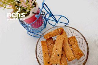 Margarinsiz Baharatlı Bayatlamayan Kıyır Kıyır Kurabiye Tarifi