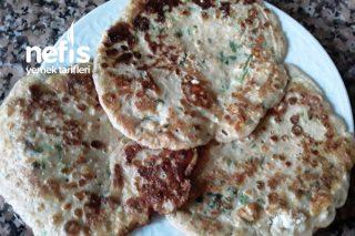 Peynirli Ve Maydanozlu Krep(Şahane Bi Lezzet) Tarifi