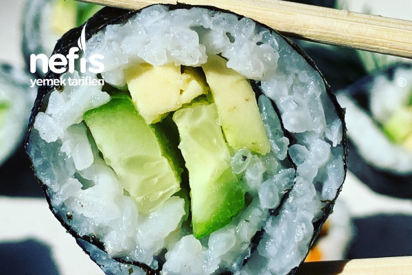 Vegan Sushi Tarifi