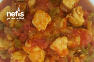 Güveçte Tavuklu Mantarlı Sebzeli Yemek Tarifi