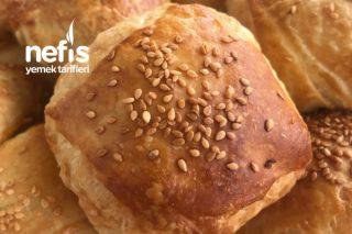 Milföy Tadında Çıtır Çıtır Peynirli Börek Tarifi
