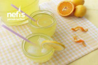 En İyi Orijinal Ev Limonatası Tarifi (Videolu) - 10 Limon 3 Portakal İle 25 Litre Limonata