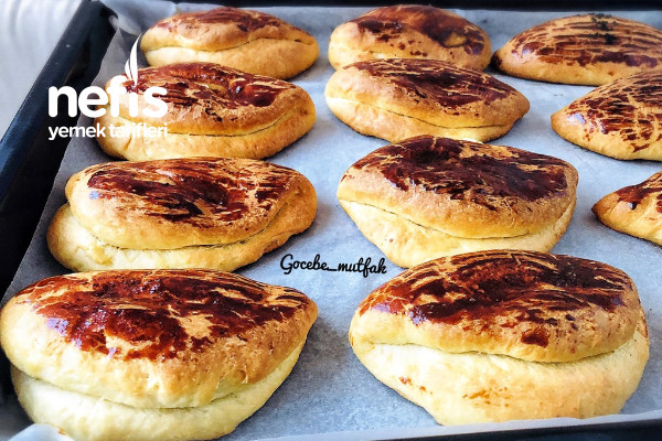 En Orijinalinden Ustasından Tarifle Pastane Poğaçası Tarifi