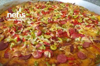 Ev Pizzam Tarifi