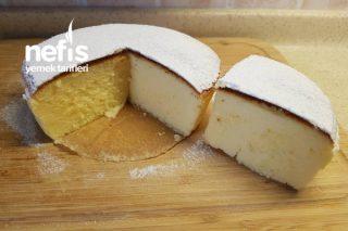 Jiggly Fluffy Japanese Cheesecake (Japonya) Tarifi