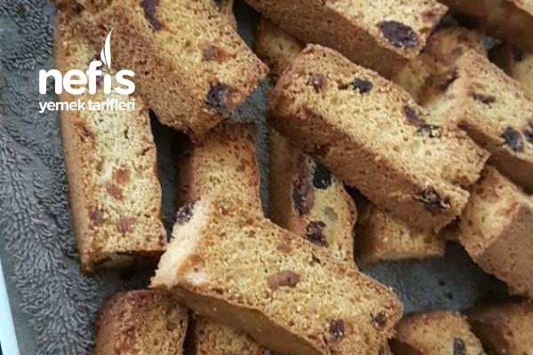 Biscotti(Selanik Gevreği) Tarifi