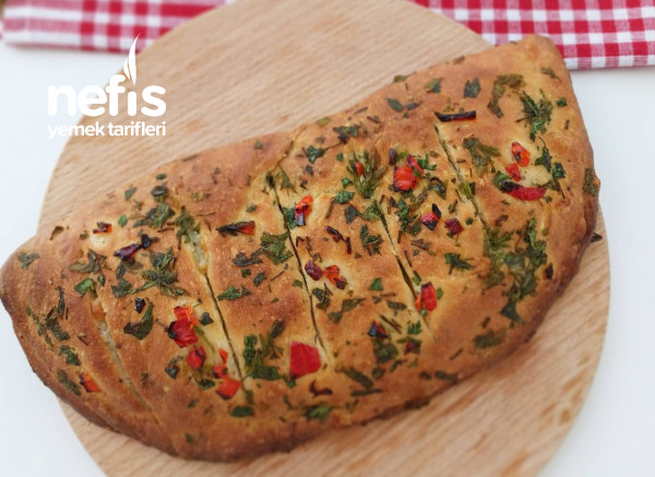 Kahvaltı İçin Nefis Bir Öneri 3 (Videolu) – Sarımsaklı Ekmek Tarifi