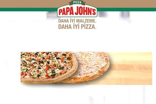 Papa John's Pizza Menü Fiyat Listesi 2021 Tarifi