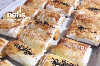 Patatesli Börek (Dışı Çıtır İçi Yumuşacık) Tarifi
