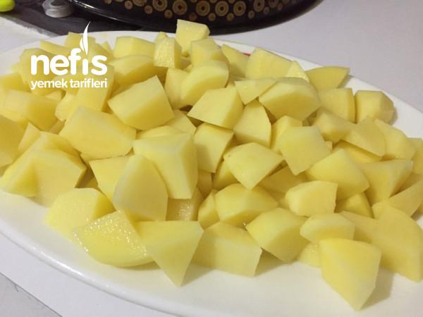 Patatesli Gözleme (Videolu)
