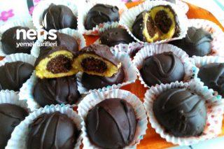 Çikolata Kaplı Gofretli Kurabiye Tarifi (Videolu)