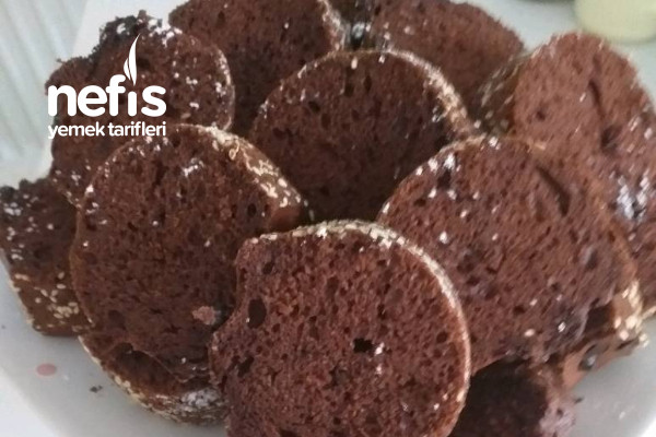 Çikolatalı Kakaolu Kek Tarifi