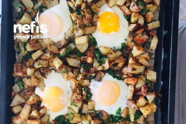 Kahvaltı Hash (Breakfast Hash) Tarifi