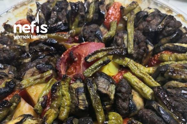 Patlıcan Kebabı(Videolu) Tarifi