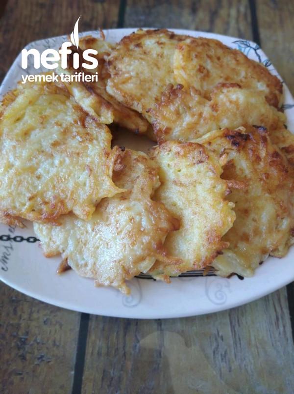 Nefis Patates Mücver