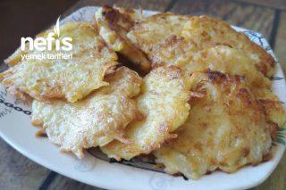 Nefis Patates Mücver Tarifi