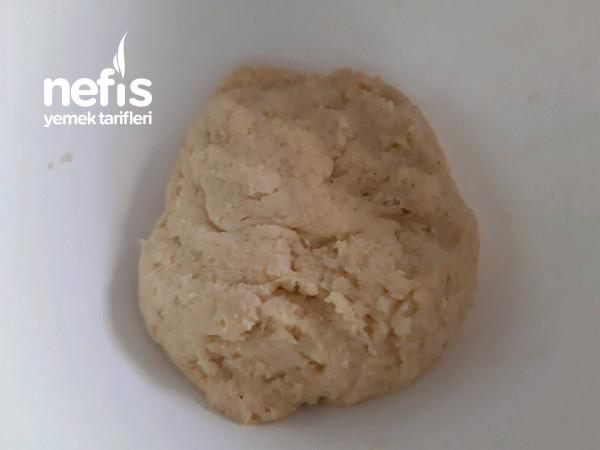 Hamuru Patatesli Peynirli Gözleme pamuk Yumuşaklığında