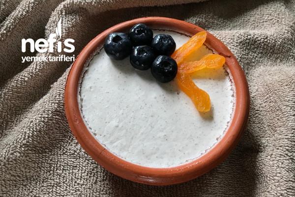 Hindistan Cevizi Yoğurdu (Vegan) Tarifi