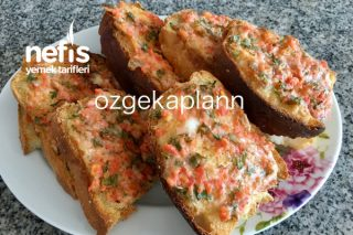Kahvaltılık Zeytinyağlı Ekmek Tarifi