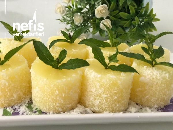 Portakal/limonlu Lokum