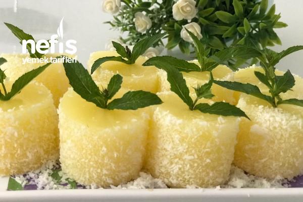 Portakal ve Limonlu Lokum