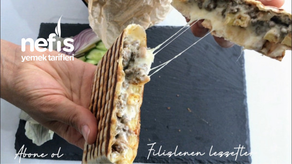 French Tacos tarifi mutlaka deneyin(videolu)