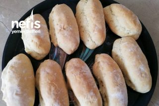 Küçük Ekmekler Tarifi