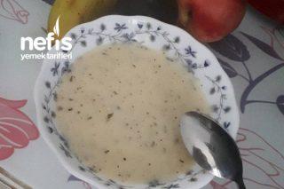 Vitamin Deposu Yoğurt Çorbası (Çocuklar İçin) Tarifi