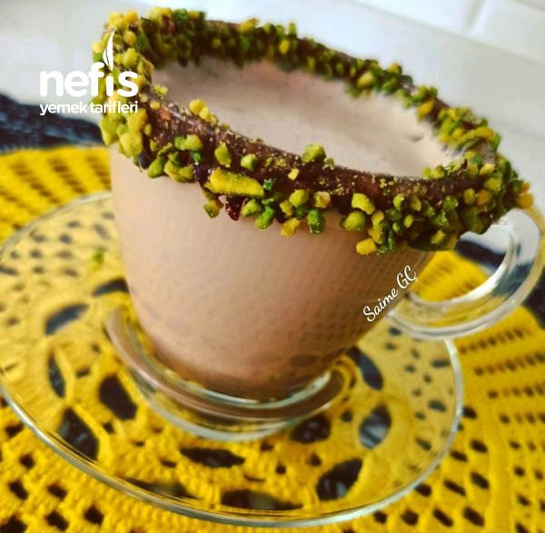 Evde Biten Kavanoz Çikolatayı Değerlendirmenin En Güzel Yolu