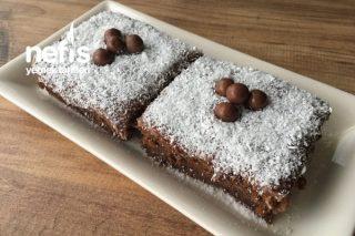 Kakaolu Kış Pastası Tarifi