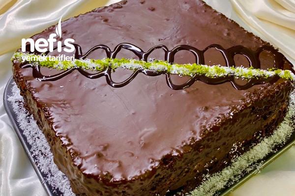 Kinder Delice Çikolatalı Pasta Tarifi