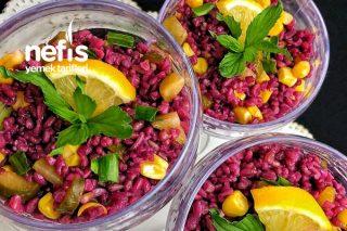 Şalgam Salatası Tarifi