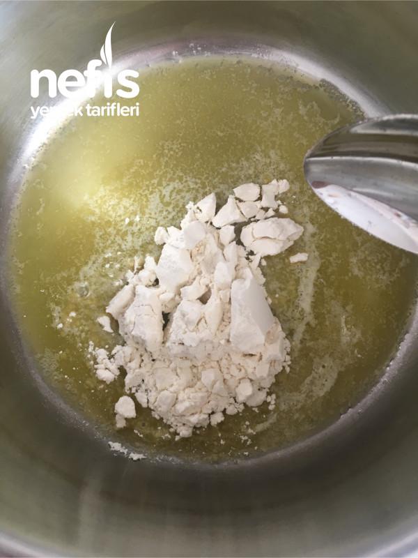 Terbiyeli Tavuk Suyu Çorba (Bağışıklık Güçlendirir)