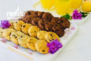 Cookie (Starbucks Kurabiye) Tarifi