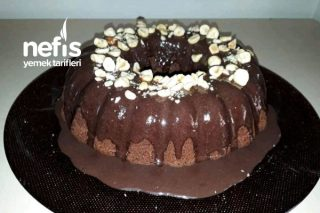 Çikolata Tadında Islak Kek Tarifi