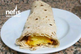 Kahvaltılık Patates Kaşar (Sadece 5 Malzeme) Tarifi