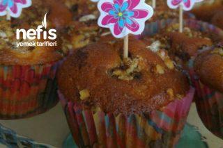 Elmalı Üzümlü Nefis Muffin Tarifi