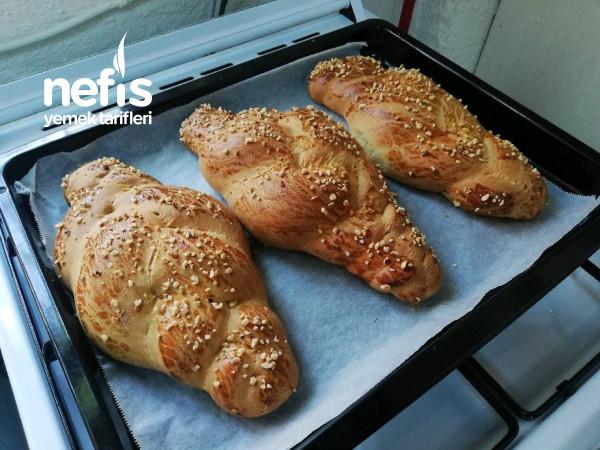 Paskalya Çöreği (Pastane Orijinal Tarif)