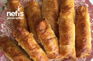 Çıtır Çıtır Sodalı Patatesli Börek (Başka Böreklere Benzemez) Tarifi