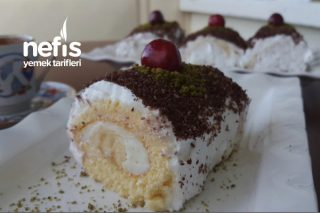 Mini Rulo Pasta (Videolu) Tarifi